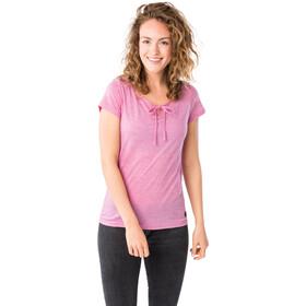 super.natural Relax Camiseta Mujer, crocus melange